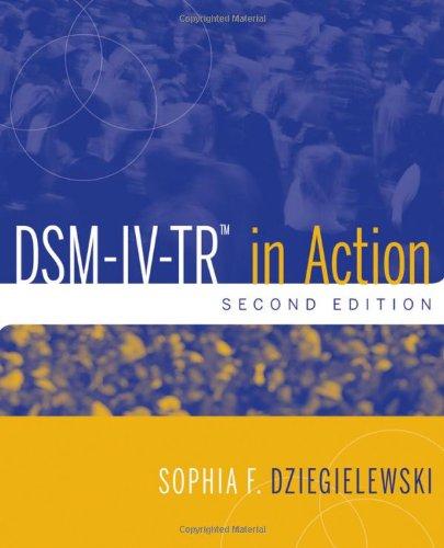 DSM-IV-TR in Action