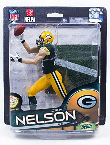 McFarlane Toys NFL Series 32 Jordy Nelson-Green Bay Packers Action ()