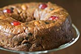 Fruitcake : Gluten Free with Brandy and Sherry 2lbs | Gourmet Food Gift in a Tin by NomNom Delights