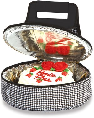 Cake 'n Carry Carrier with Lid by Picnic Plus