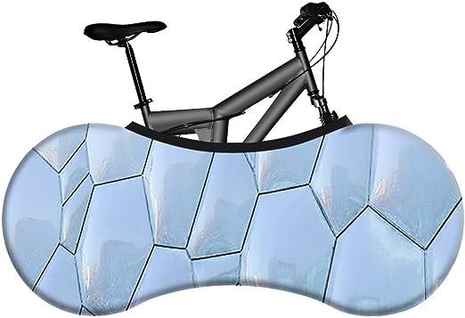 LPGER Cubierta De Bicicleta De Montaña Cubierta Cubierta De Almacenamiento De Bicicleta, Bolsa De Almacenamiento De Bicicleta De Montaña Antipolvo, Bicicletas para Adultos,A: Amazon.es: Hogar