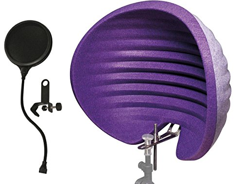 ASTON HALO REFLECTION FILTER w/ Pop Filter by Aston