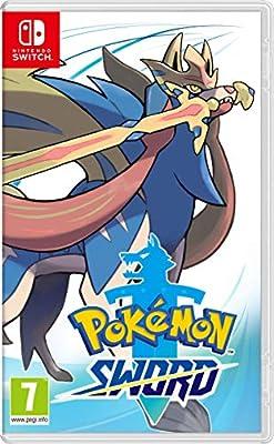 Pokemon Sword - Nintendo Switch [Importación inglesa]: Amazon.es ...
