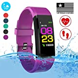 Best Cheap Fitness Trackers - Burn-Rate Fitness Tracker Heart Rate Monitor - Smart Review
