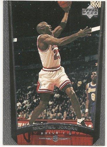 Michael Jordan 1998-99 Upper Deck Chicago Bulls Card #230K