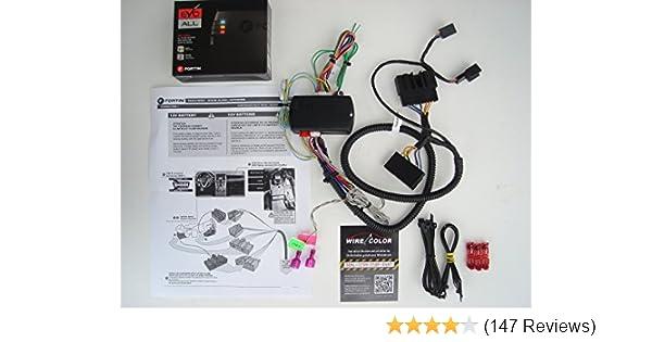 amazon com factory oem remote activated plug and play remote start rh amazon com Avital Remote Start Diagram Remote Start Schematic