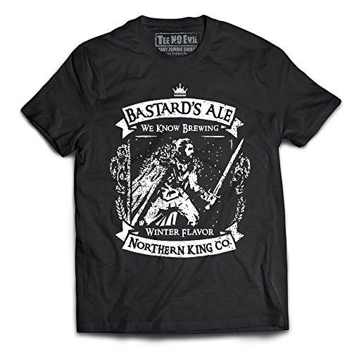Jon Snow Game of Thrones Beer Shirt ()