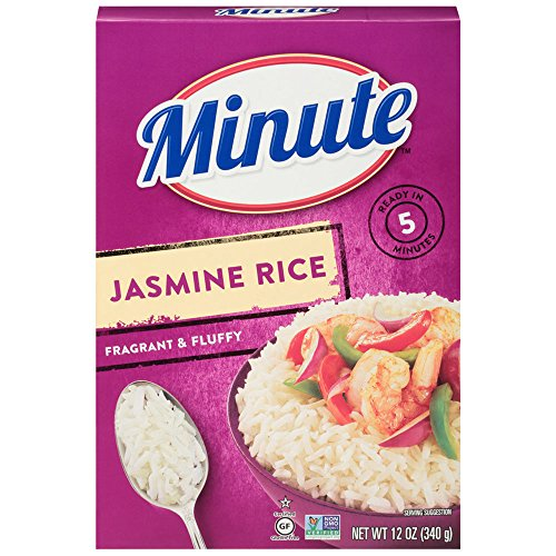 Minute Jasmine 12oz (Pack of 6) by Minute