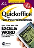 QUICKOFFICE FOR PALM POWERED