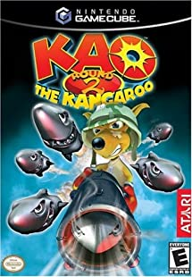 Kao the Kangaroo Round 2 - Gamecube