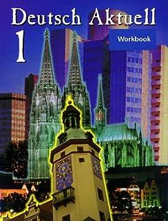 Amazon.com: Deutsch Aktuell 2: Workbook (9780821914908): Wolfgang ...