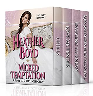 book cover of Wicked Temptation