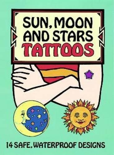 Sun, Moon and Stars Tattoos: 14 Safe, Waterproof Designs (Dover Tattoos)