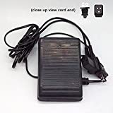 #4: Generic Singer Sewing Machine Foot Control Pedal with Cord  979314-031