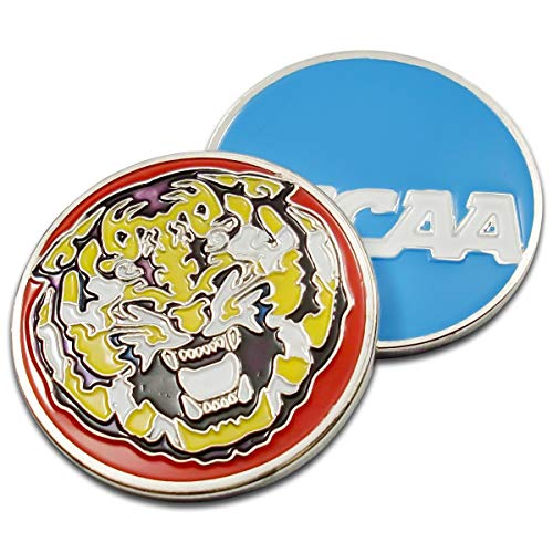 Art Crafter NASS NCAA Louisiana State Tigers Challenge Coin Badge ()