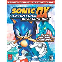 Sonic Adventure DX: Director's Cut: Prima's Official Strategy Guide