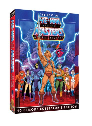 The Best of He-Man and the Masters of the Universe (10 Episode Collector's Edition) (Heman Box Set)