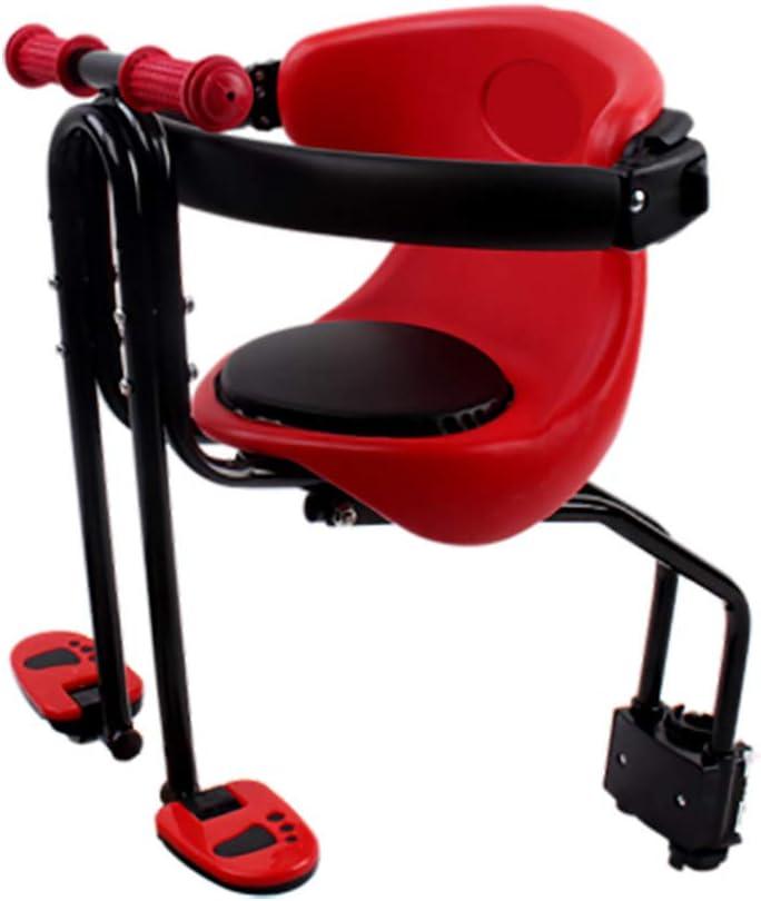 MILECN Asiento de bebé para Bicicleta, portabebés de Seguridad ...
