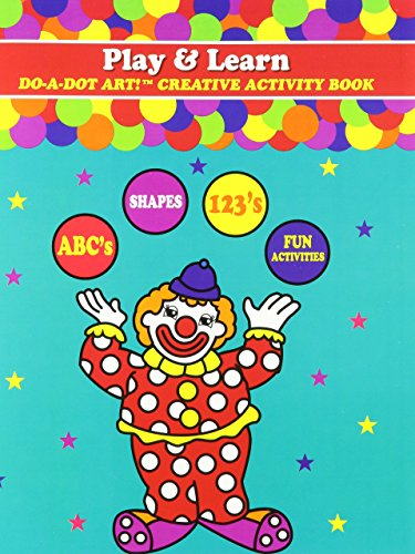 Do Dot Art Kindergarten Activities
