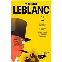 MAURICE LEBLANC INTEGRALES T02