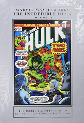 (Marvel Masterworks: The Incredible Hulk Vol.)