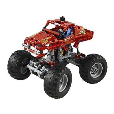 LEGO Technic 42005 Monster Truck: Toys & Games