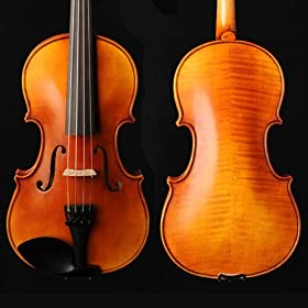 Scott Cao Violin Outfit 1/2 Size Model STV017 10