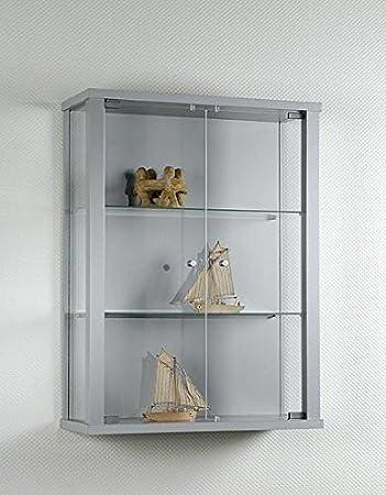 Vetrinetta pensile vetrinetta per collezionisti vetrina PENSILE in ...