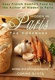 Hidden in Paris -- The Cookbook