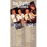 The Statler Brothers: Farewell Concert - Vhs