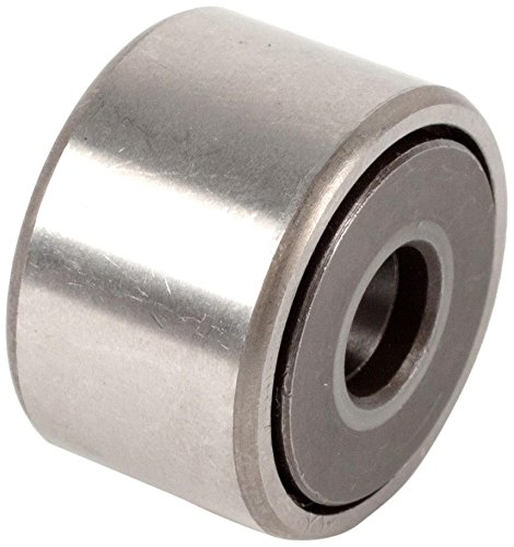 (Smith Bearing YR-1-X-SS Cam Follower Needle Roller Bearing, Yoke Type, Stainless Steel, Sealed, 1.000