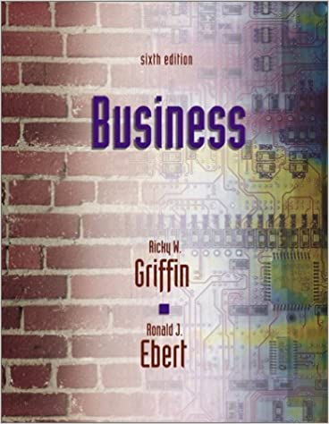 Amazon business 6th edition 9780683077384 ricky w griffin amazon business 6th edition 9780683077384 ricky w griffin ronald j ebert books fandeluxe Choice Image