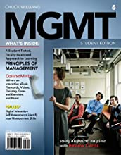 MGMT 6 (with Career Transitions Printed Access Card) (Engaging 4ltr Press Titles for Management) (Paperback)