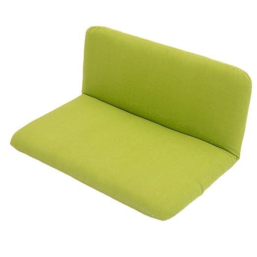 ZXQZ Pure Color Creative - Silla plegable plegable ...