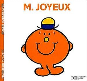 "Afficher ""Monsieur Madame n° 38 M. JOYEUX"""