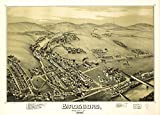 1890 Birdsboro, Berks County, Pennsylvania Birdsboro, Berks County, Pa. 1890. Dr