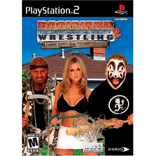 Amazon.com: Backyard Wrestling 2: There Goes The Neighborhood: Video Games - Amazon.com: Backyard Wrestling 2: There Goes The Neighborhood: Video