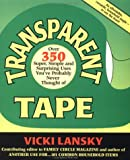 Transparent Tape, Vicki Lansky, 0916773442