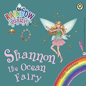 Rainbow Magic: Shannon the Ocean Fairy Audiobook