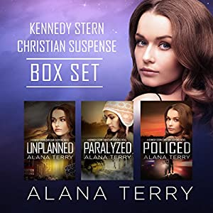 Kennedy Stern Christian Suspense Box Set (Books 1-3) Audiobook