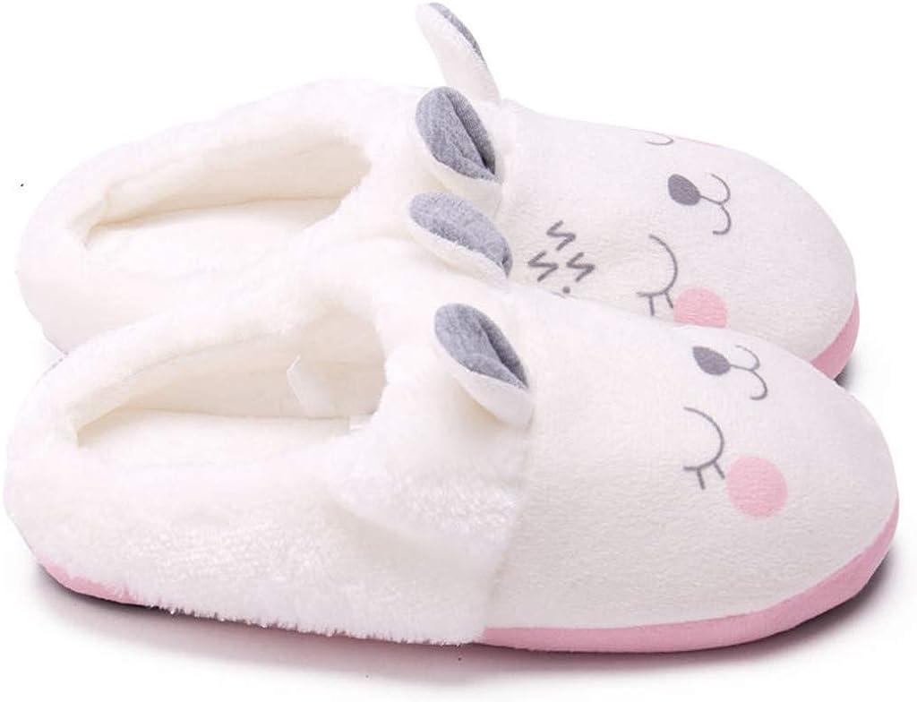 Mignon Antid/érapant Garder au Chaud lhiver Chaussures pour Enfants Pantoufles de Coton de Dessin Anim/é Accueil Chaussures B/éB/é XXYsm Chausson Enfant Animaux