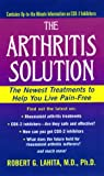 The Arthritis Solution, Robert G. Lahita, 0380807785