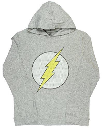 Comics Flash Hooded Sleeve T Shirt product image