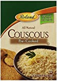 Roland Couscous, Pre-Cooked, 17.6 Ounce (Pack of 12)