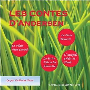 Contes d'Andersen | Livre audio