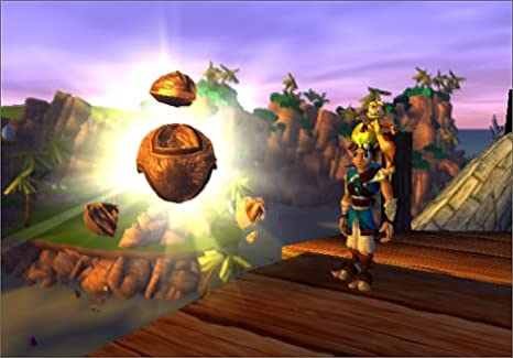 Amazon Com Jak And Daxter The Precursor Legacy Artist Not Provided Video Games