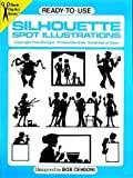 Ready-to-Use Silhouette Spot Illustrations, Bob Censoni, 0486247112