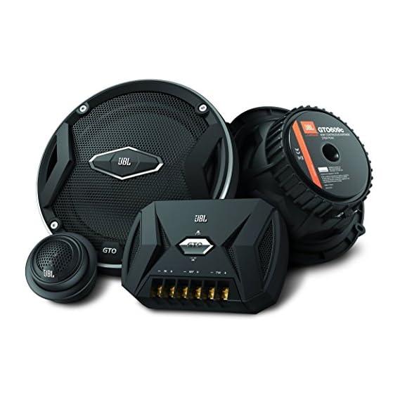 JBL GTO609C High-Fidelity Component Speaker System (Black)