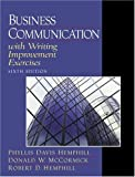 img - for Business Communication with Writing Improvement Exercises (6th Edition) book / textbook / text book