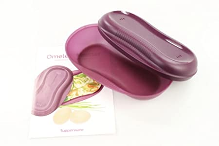 Tupperware hacer tortillas de Meister omlettw Under Huevos + ...